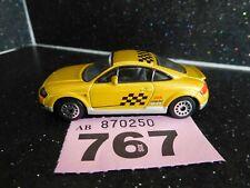 Realtoy Audi tt  ZZA Confine 1/59 Approx  - (767)