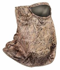 Mossy Oak Predator Caller Face Mask - 3/4 Facemask Designed for Call Use Hunting