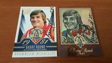 2015 Select Honours 2 Barry Round Brownlow Sketch & Gallery HAND SIGNED Cards