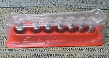 Snap On 7pc Stubby Torx Set 38 Drive In Tray D26