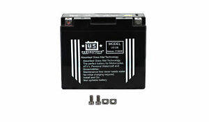 US Powersports Battery For Ducati Hyperstrada 939 ABS 2016-2017
