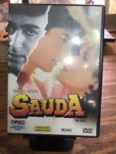 Sauda Hindi Movie - DVD - **