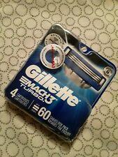 Gillette Mach 3 Turbo 4 Cartridges NIP