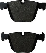 Disc Brake Pad Set-Zimmermann Rear WD Express 520 09190 398