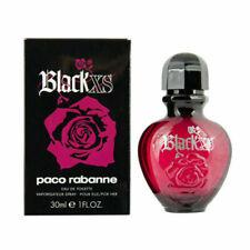30ml Paco Rabanne Black XS Eau de toilette EDT for Women Discontinued 1 oz