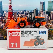 TOMICA 71 Hitachi Construction Machinery Wheel Loader ZW220