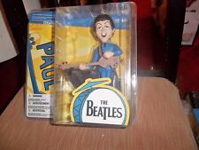 THE BEATLES McFARLANE TOY MODEL FIGURE PAUL AND HIS PART OF STAGE FAB! BRAND NEW