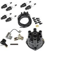 Complete Tune Up Kit For 6 Cylinder Allis Chalmers 180 185 190 190xt Delco Screw