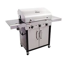 New Char-Broil Performance TRU Infrared 500 3-Burner Cabinet Gas Grill Fast Ship