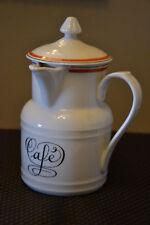 Verseuse café  porcelaine d'Auteuil