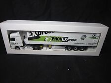 DV6932 ELIGOR 1/43 MERCEDES ACTROS STREAMSPACE PHONE EXPRESS 115338 HORS COMMERC