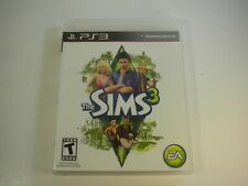 The Sims 3 (Sony PlayStation 3, 2010) PS3 Sims3