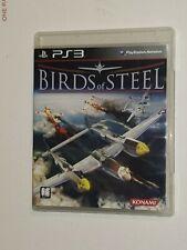 Birds of Steel (Sony PlayStation 3, 2012) PS3 Japan Version Region 3