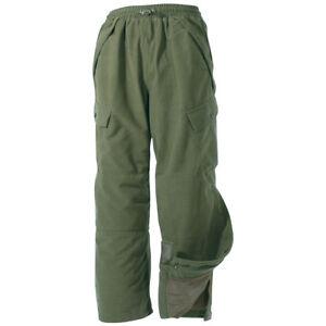 Jack Pyke Hunters Trousers Waterproof Mens Cargo Pants Hunting Fishing Green