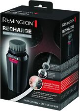 Remington Facial Cleansing Brush Compact Recharge FC1500, Dual-Action Technology
