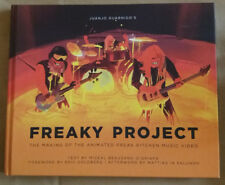 Freaky Project EO The Making of the Freak Kitchen Music Vidéo Guarnido Blacksad