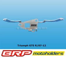 Triumph Daytona 675 2006-2012  Motoholders SERIE Alu Verkleidungshalter fairings