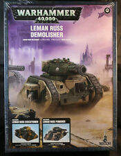Warhammer 40K Imperial Guard / Astra Militarum Leman Russ Demolisher (47-11) NEW