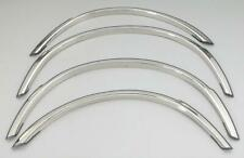 96-07 MERCURY SABLE 4dr QAA Stainless 4pcs Pillar Trim PP36660