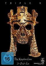 WWE: Triple H - Thy Kingdom Come 3er [DVD] NEU DEUTSCH The Game HHH