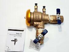 Febco 1 in. NPT Bronze Pressure Vacuum Breaker