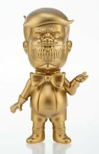Ron English Donald T. Rich Gold Mindstyle Popaganda 2017 Rare Limited PopLife