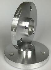 Separadores MCC SMART FORTWO para dos 451 30mm TÜV homologación pernos de rueda