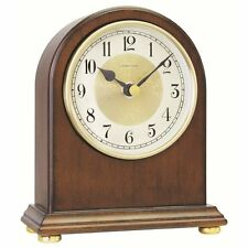 London Clock  Co. Wooden Mantle Clock With Arabic Dial, Wood