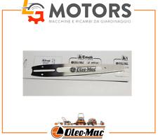 BARRA CARVING PER MOTOSEGA OLEO-MAC GST250-925-GS260 EFCO MTT2500-MT2600-125