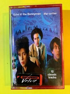 ECHO & THE BUNNYMEN: The Cutter Cassette Tape New Wave TESTED