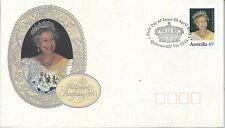 1995 Queen's Birthday Fdi Queenscliff Vic 20 April 1995 Special Postmark