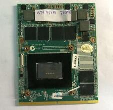 nVIDIA GTX470M N11E-GTS-A1 VGA Video Graphic Card 1.5G FOR w860cu p150hm F59X