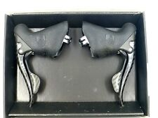 Campagnolo Record Carbon 10 Speed Ultra Ergo Levers Double or Triple Superb
