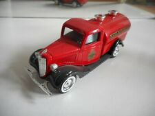Solido 1936 ford V8 Fire Engine in Red on 1:43