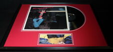 Ronnie Milsap Signed Framed 18x24 Images 1979 Record Album Display