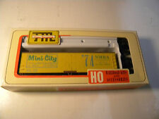 Train Miniature Wood Reefer NMRA 74 Silver Gate Convetion San Diego, CA new OB