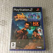 VINTAGE# PS2 PLAYSTATION NICKELODEON TAK LA GRANDE SFIDA PAL SEALED SIGILLATO