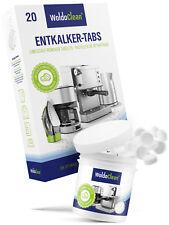 40 Reinigungstabletten 20 Entkalkungstabletten kompatibel mit Miele Siemens Jura