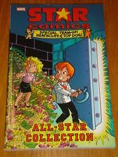 Colección de cómics Star All Star Vol 3 Marvel Comics Heathcliff 9780785143482