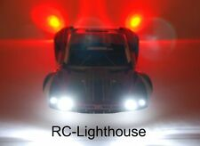 LED RC Light Set Traxxas 1/16 Summit REVO slash losi sct sc erevo  4W2R JR JST