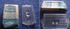 1965 Ford Galaxie 500 XL NOS Parking Lamp Turn Lenses