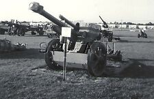 WWII German Captured Artillery- APG MD- Cannon- AA Gun- ATG- 1950s- #4