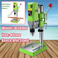 710W MINIQ BG-5156E Mini Electric Bench Drilling Machine Bench Drill Stand
