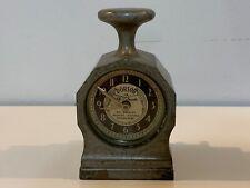 Vintage Dodson Jr. 4 Jewel Time Stamp Clock