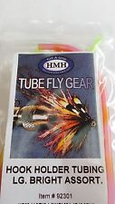 HMH      POLY TUBES LARGE  # 90100  FLY TYING TUBES