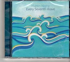 (FH743) Martin Nighy, Every Seventh Wave - 2014 sealed CD