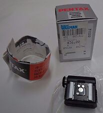 Pentax Hot-Shoe Adapter F  Part #31022, 5 Pin Connector FREE SHIPPING!!!