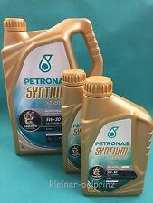 7 litros Petronas Syntium 5000AV 5W30 VW 504.00-507.00 sintético Aceite de Motor