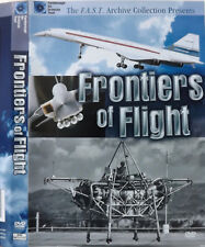 Frontiers Of Flight (DVD, 2006) - FAST Archive Collection EXCLUSIVE