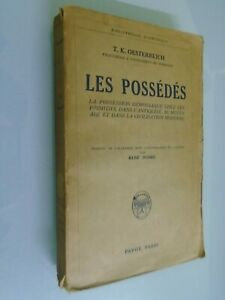 OESTERREICH- LES POSSEDES- ED PAYOT- 1927